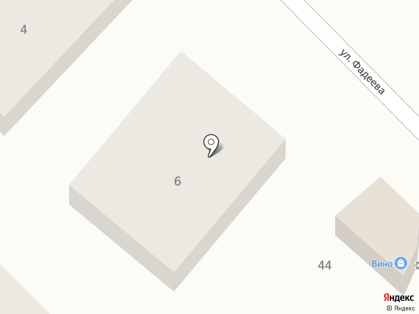 Овощной магазин на карте Геленджика
