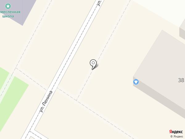 Магазин одежды и парфюмерии на карте Геленджика