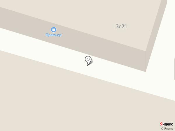 ПРЕМЬЕР на карте Жуковского
