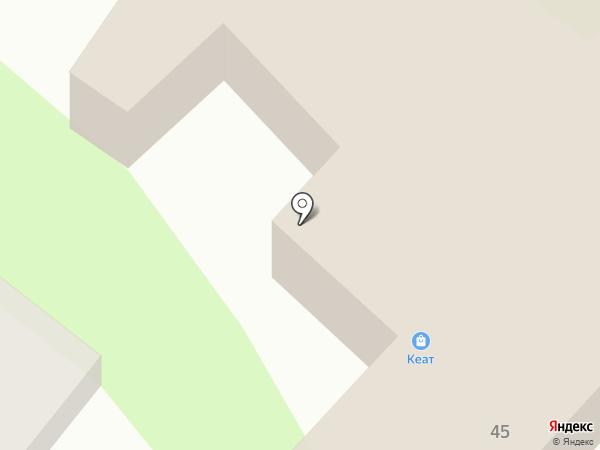 Trec на карте Геленджика