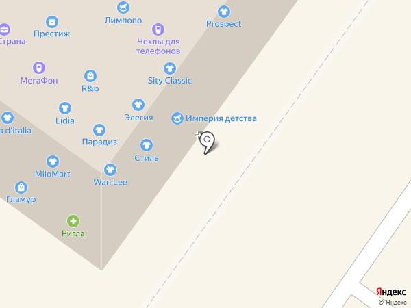 PHONEBERRY на карте Геленджика