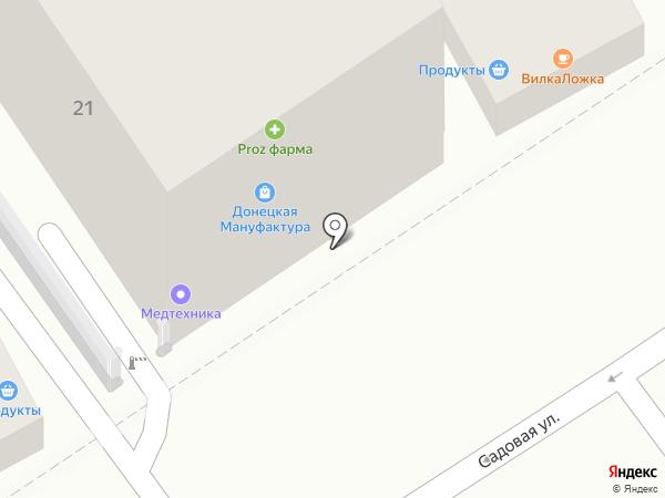 ГЕЛЕНДЖИК МЕДТЕХНИКА на карте Геленджика