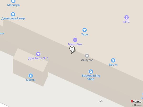 Тортуга на карте Жуковского