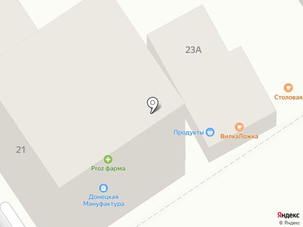 Богатырь на карте Геленджика