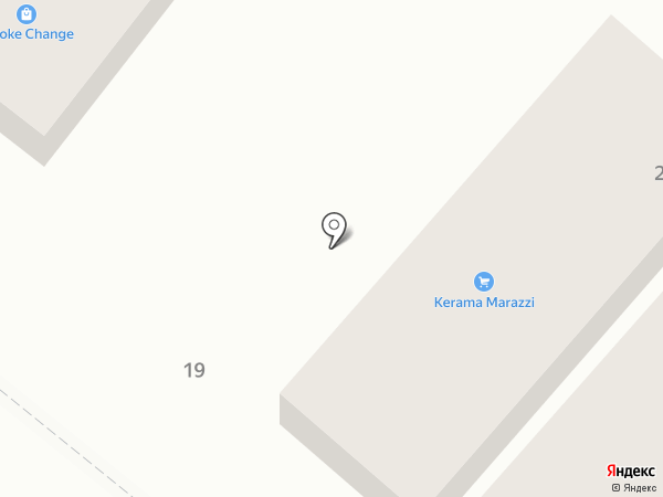Kerama Marazzi на карте Геленджика