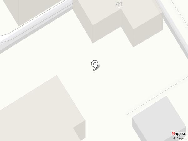 Провиантъ на карте Геленджика