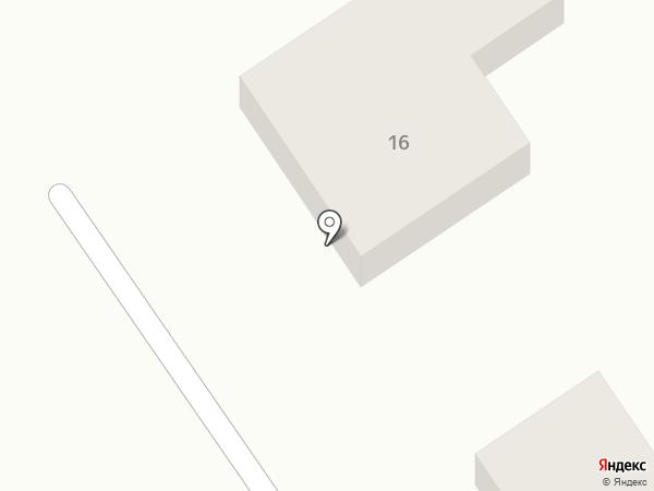 Врачебная амбулатория на карте Геленджика