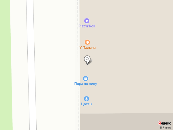 Пора по пиву на карте Балашихи