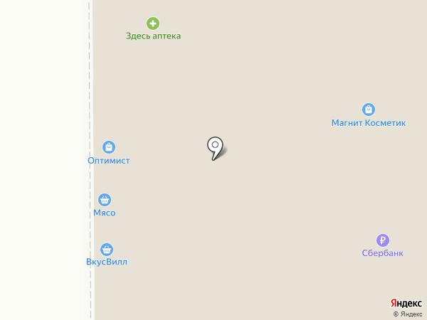 Оптимист на карте Балашихи