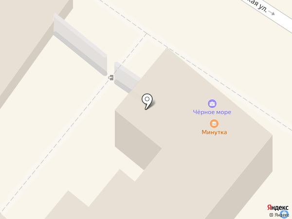 Ёрш на карте Геленджика