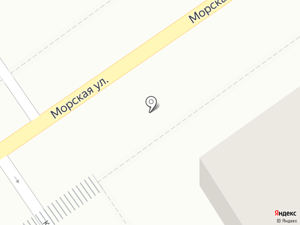Оливье на карте Геленджика