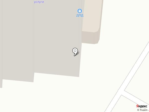 Магазин разливного пива на карте Жуковского