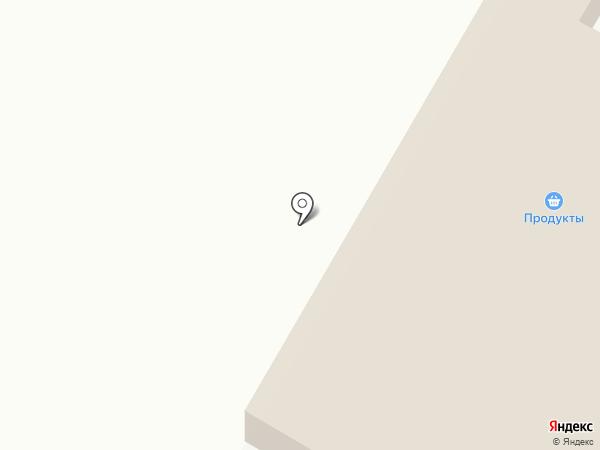 Продуктовый магазин на карте Моспино