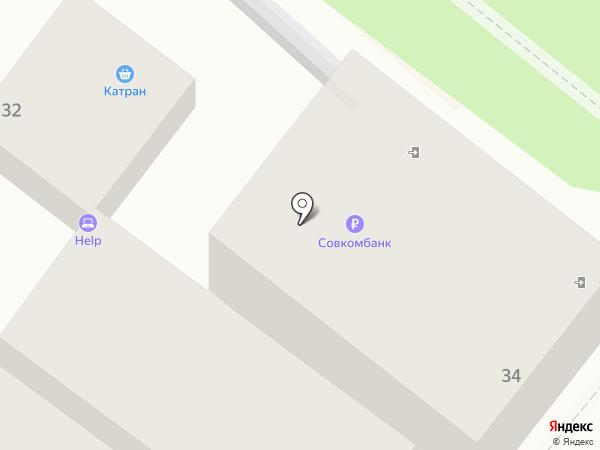 Londa на карте Геленджика