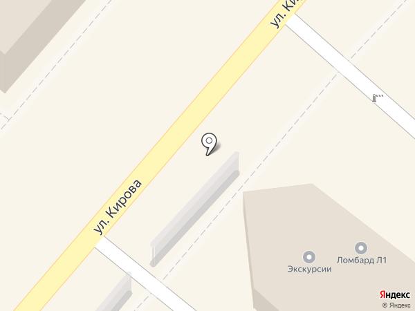 Мария на карте Геленджика