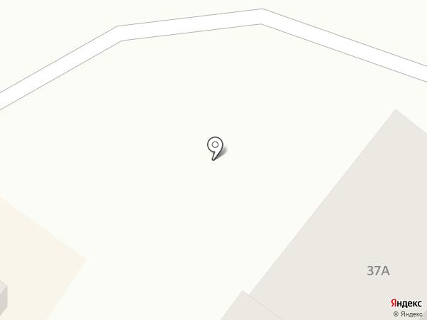 Сластена на карте Геленджика