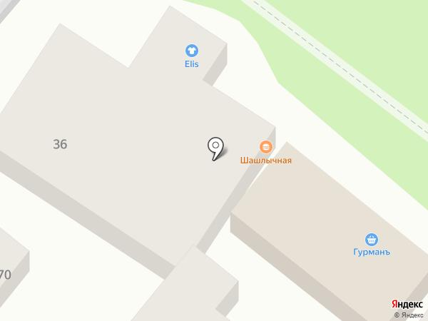 Гурман на карте Геленджика