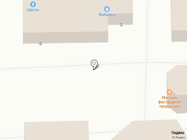 Букет на карте Балашихи
