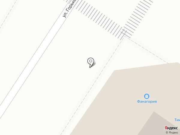 Альсиб на карте Геленджика