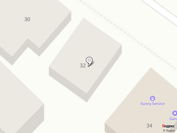 Гео-Лэнд на карте Геленджика