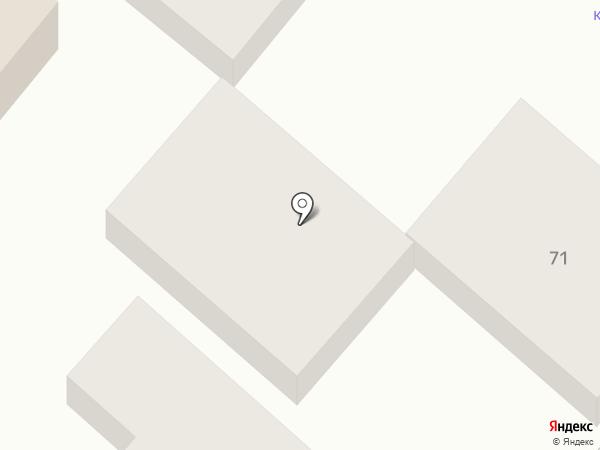 Фазис на карте Геленджика