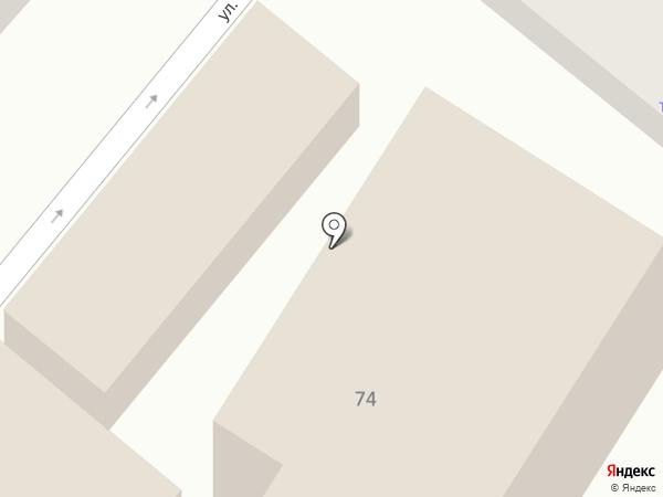 Oscar на карте Геленджика