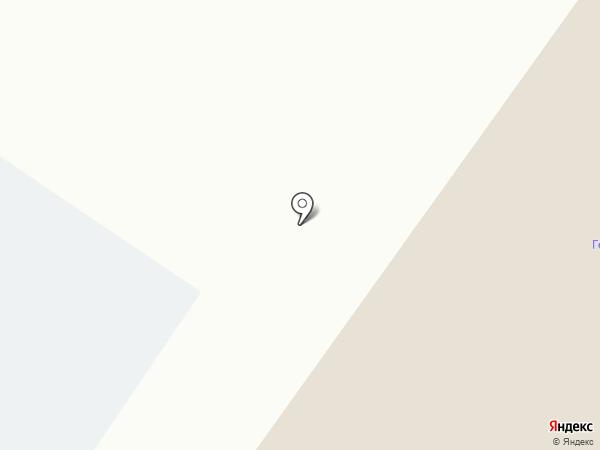 Геленджикская бухта на карте Геленджика