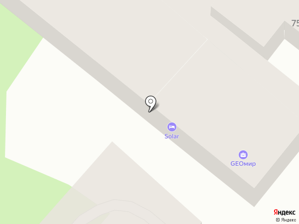 Nostimo на карте Геленджика