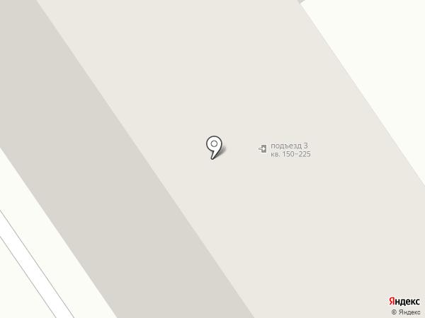 Курортный на карте Геленджика