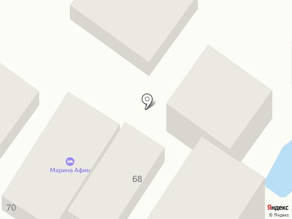 Магазин газовой техники на карте Геленджика