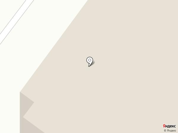 ЦСК на карте Геленджика