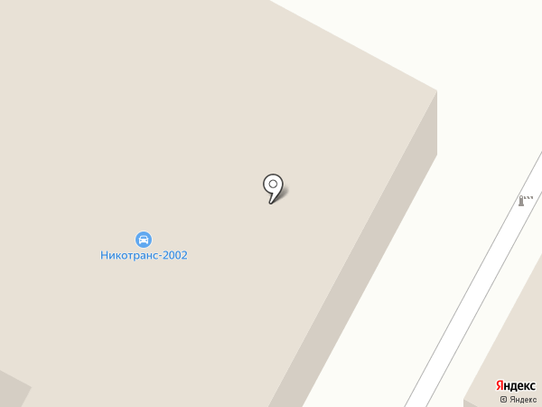 Никотранс на карте Жуковского