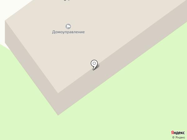 Участковый пункт полиции на карте Щёлково