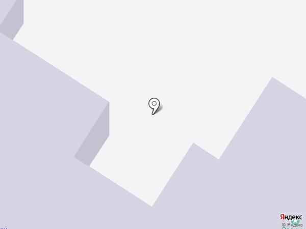 Средняя общеобразовательная школа №1 на карте Геленджика