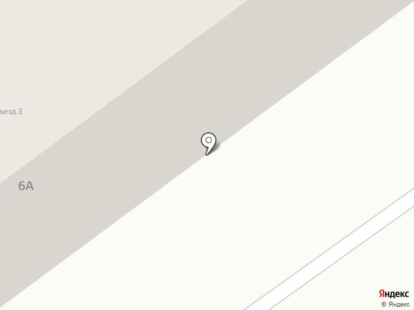 Радуга на карте Щёлково