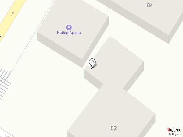 Солнцетур на карте Геленджика