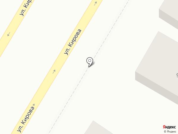 Комфорт на карте Геленджика