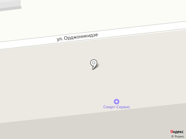 Смарт-сервис на карте Геленджика
