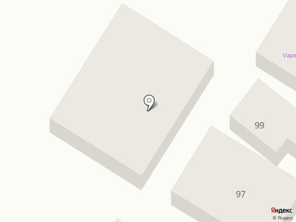 Лимпопо на карте Геленджика