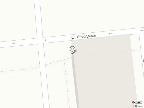 Кира на карте Геленджика