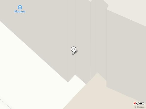 Почтовое отделение №140182 на карте Жуковского