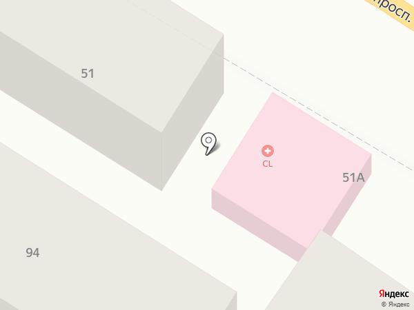 CityLab на карте Геленджика