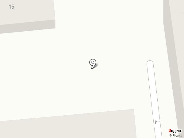 Дом посуды на карте Геленджика