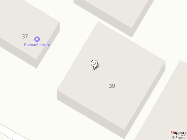 Сарафанное радио на карте Геленджика