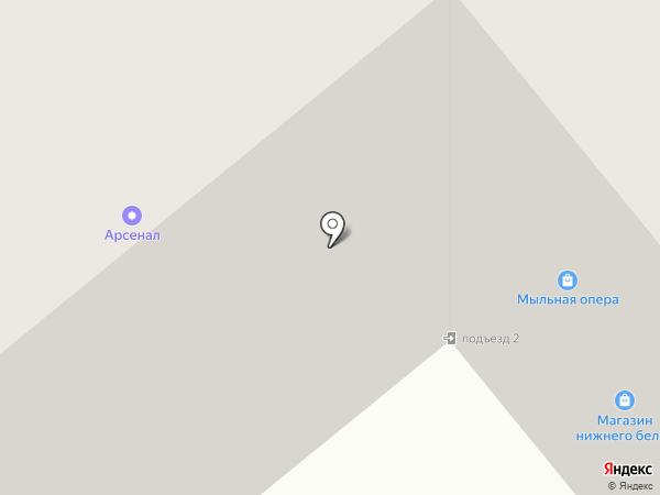 VIVA на карте Жуковского