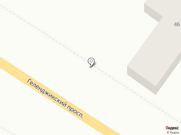 Wedding на карте Геленджика