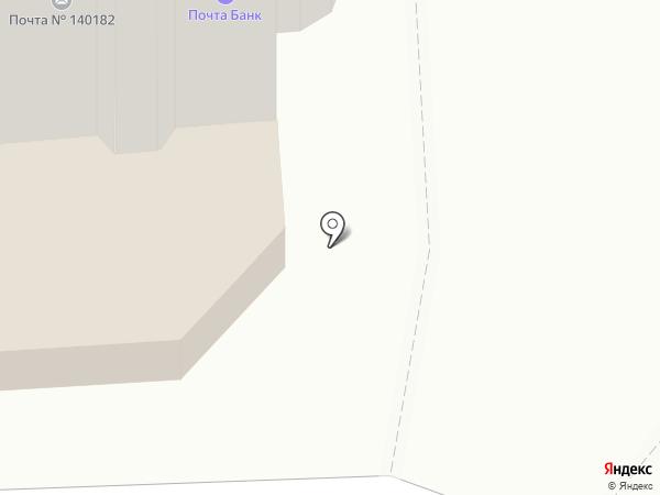 Банкомат, Почта Банк, ПАО на карте Жуковского