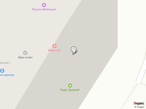 LINE ART на карте Жуковского