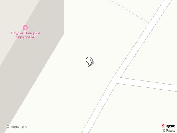 Акваматиба на карте Жуковского