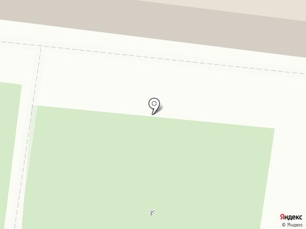ЛАКРОСС на карте Жуковского